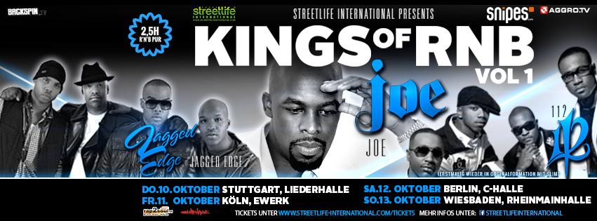 Kings of RNB Tour