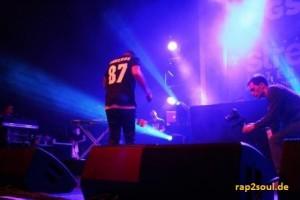 Adesse live in Berlin (Kings of RnB Vol. 1 / Foto: rap2soul)