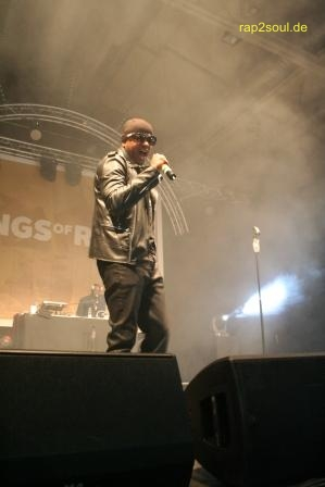 Donell Jones bei Kings of RNB Vol. 2 Berlin (Foto: rap2soul / 2014)