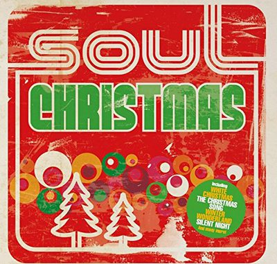 Various Artist – Soul Christmas (Cover)