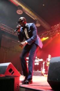"""Joe live in Berlin """"Kings of RnB Vol. 3"""" (Foto: rap2soul)"""