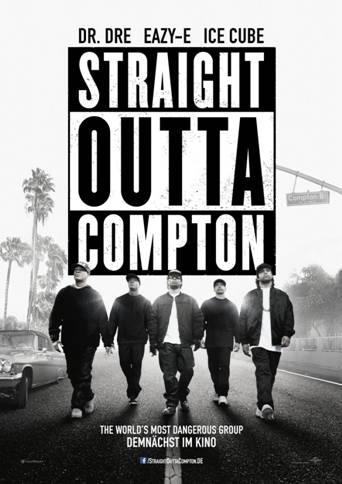 Film Straight Outta Compton (Foto: Universal)