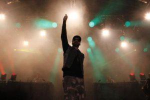 Sido live im Berliner Sommergarten, Deutschpoeten 02-09-2016 #IFA2016 (Foto: Wachsmuth/rap2soul)