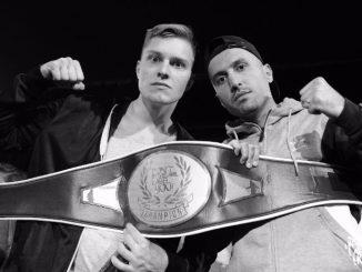 Battlerap Champion: Nedal Nib und Brian Damage (Foto: DLTLLY)