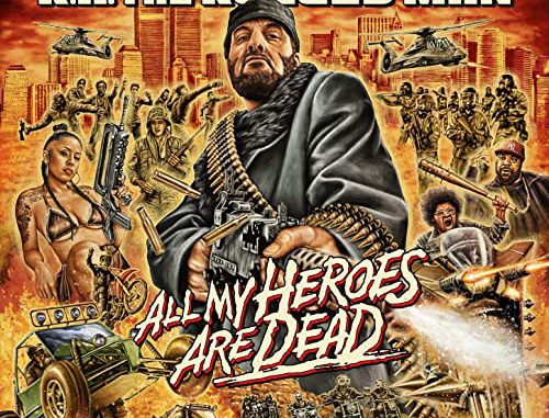 R.A. THE RUGGED MAN - All My Heros Are Dead (Cover)